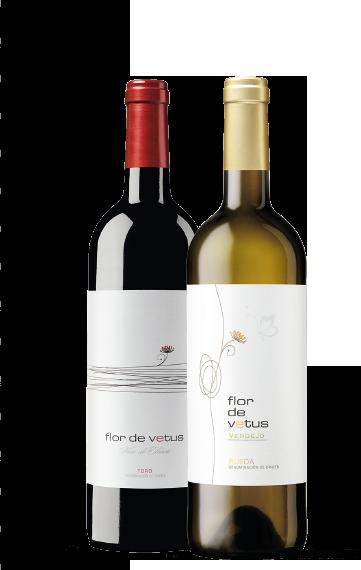 Vinos Flor de Vetus